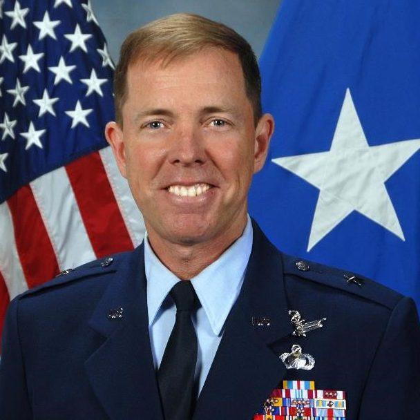Brig Gen Mark Baird Headshot