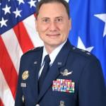 Maj. Gen. Clinton E. Crosier